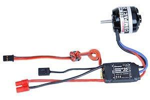 Motoren-Regler-Combo