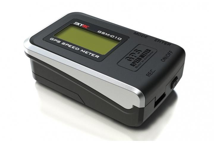 SkyRC GPS Geschwindigkeits Messgerät, SK500002