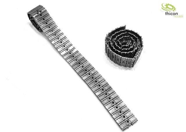 1:14 Kettenbagger Kettensatz 2x50 Kettenglieder