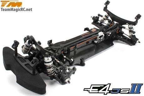 Auto - 1/10 Elektrisch - 4WD Touring - Team Magic E4JS II Ba