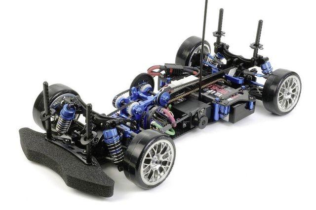 1:10 RC TA05VDF II Chassis Ba