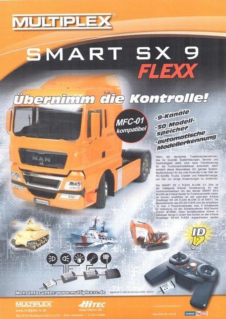 smart sx 9 m link set flexx 15303 onlineshop. Black Bedroom Furniture Sets. Home Design Ideas