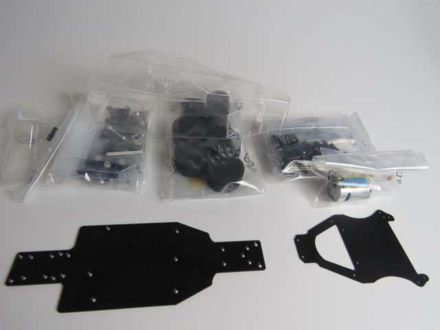 WWS Pro 1:20 RC-Buggy Kit NEU!