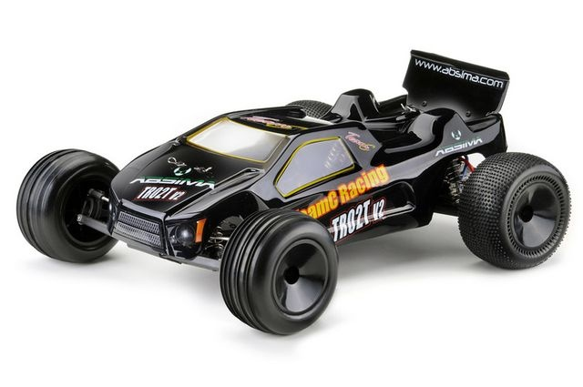 1:10 EP Truggy TR02TV2 2WD RTR