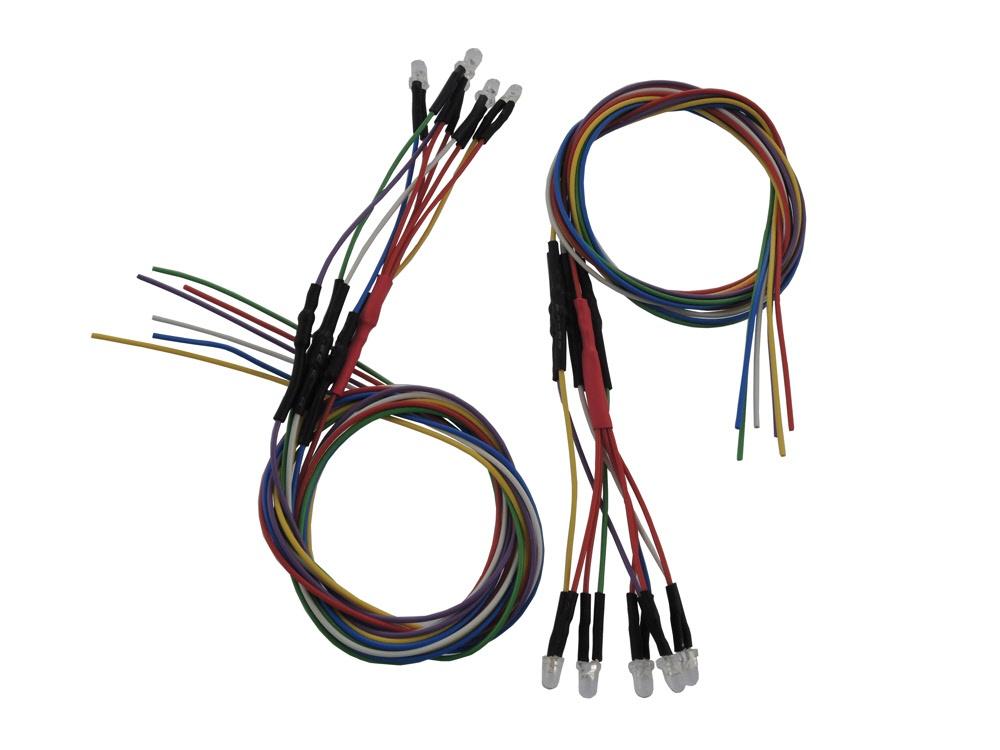Servonaut L312V LED-Kabelbaumset 12V vorne