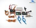 Elektrische Anlage MFL für Zugmaschinen mit Regler 12V