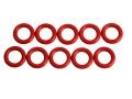 Mugen MTC1 S5 Soft O-Ring für geringere Reibung (Red 50°),