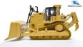 Komplettbausatz Kettendozer CAT D9T mit Aufreißzahn