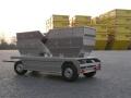 Anhänger Bausatz (WEDICO) für Absetzmulden