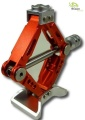 Scale Scheren-Wagenheber aus Alu funktionsfähig