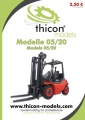 Katalog thicon-Modelle 05/2020 Deutsch/English