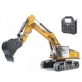 FM970 1:12 Vollmetall Hydraulik Bagger