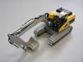 Bausatz- Bagger für BRUDER-Oberwagen ( BASIS - Variante)