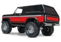 TRX-4 1979er Ford Bronco (312mm Radstand kurz) Rot/Schwarz