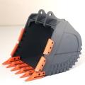 Heavy Rock Schaufel für TTM 400 Bagger