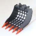 Sieb-Schaufel für TTM 400 Bagger